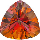MYSTIC SUNRISE TOPAZ Trillion Cut Gems  - Calibrated