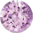 Light Baby Pink No Treatment Round Cut Pink Sapphire Gemstone in 8.0mm, 2.29 carats - SOLD