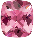 Attractive Peachy Pink Spinel Gemstone in Cushion Cut, 7.9 x 7 mm, 1.62 carats - SOLD