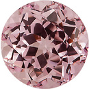 Grade GEM CHATHAM PINK CHAMPAGNE SAPPHIRE Round Cut Gems - Calibrated