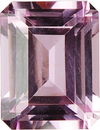 Very Low Price on Fine Gem Emerald Cut Stunning Pink Topaz, 8 x 6mm, 1.83 carats