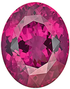 Rare Size and Quality! Raspberry Rhodolite Garnet Natural Unheated Gemstone Oval Cut, 26.32 carats--SOLD--
