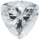 Imitation Diamond Trillion Cut