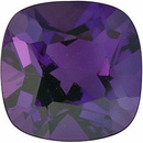 Engagement Amethyst Gem, Antique Square Shape, Grade AAA, 8.00 mm Size, 2 carats