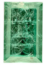 Magnificent Color Green Tourmaline Natural Gemstone for SALE - Perfect Make, Mirror Cut, 13.7 x 8.7 mm, 6.03 carats