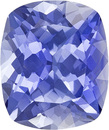 Cornflower Blue GIA Untreated Sapphire Gem in Cushion Cut, Light Cornflower Blue Color in 7.07 x 5.95 x 4.16 mm, 1.43 carats - With GIA Certificate