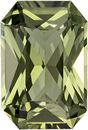 Beautiful Green GIA Certified in Radiant Cut, Attractive Color in 8.5 x 5.8 mm, 1.71 carats