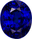 Top Gem GIA Certified Royal Blue Sapphire Loose Gem, Impressive Rich Blue Color, 13.4 x 11.1 mm, 10.12 carats