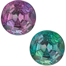Grade A - Genuine Round Alexandrite 1.50 mm to 4.00mm