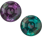 Grade GEM - Genuine Round Alexandrite 1.50 mm to 4.00 mm