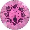 Grade GEM PINK SPINEL Round Cut - Calibrated