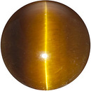 Tigers Eye Brown Round Cut - Calibrated