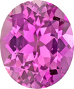 Great Buy on Pink Tourmaline Loose Gem in Oval Cut, Rich Pink Color in 12.9 x 10.7 mm, 6.71 Carats - SOLD