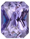 Wonderful Purple and Blue Color Change Sapphire for SALE, Natural Gemstone, Radiant Cut, 1.67 carats