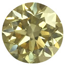 Intense Fancy Yellow Diamonds in Round Brilliant Cut