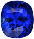 Vibrant Rich Blue Ceylon Blue Sapphire - Lively Stone & Desirable Outline, Antique Cushion Cut, 3.04 carats - SOLD