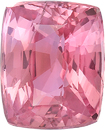 GRS Certified Loose Padparadscha Sapphire in Cushion Cut, Intense Pink Color in 6.87 x 5.63 mm, 1.46 Carats - With GRS Certificate