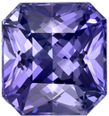 Radiant Cut Bluish Lavender Sapphire Gem, Beautiful Stone in, 5.9 x 5.4 mm, 1.19 carats - SOLD