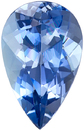 Great Buy in Aquamarine Vivid Blue Gemstone in Pear Cut in 11.9 x 7.5 mm, 2.38 carats