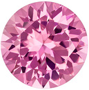 What a Gem! Soft Pink Tourmaline Natural Gemstone from Nigeria, Round Cut, 8.05 carats - SOLD