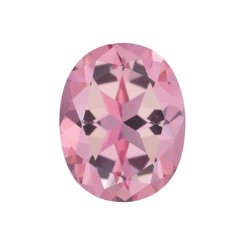 Natural Loose Standard Size Oval Shape Baby Pink Passion Topaz Gemstone Grade AAA, 11.00 x 9.00 mm in Size