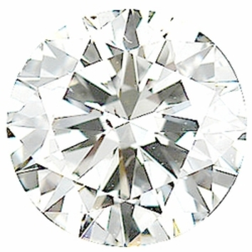 0.50 Carat Total Weight Genuine Diamond Parcel 7 Pieces, 2.51 - 2.73 mm Size Range  SI1 Clarity - G-H Color