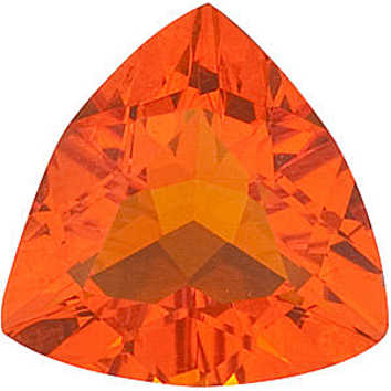 Grade AA - Trillion Genuine Mexican Fire Opal 4.00 mm to 6.00 mm
