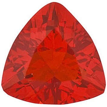 Grade AAA - Trillion Genuine Mexican Fire Opal 4.00 mm to 6.00 mm