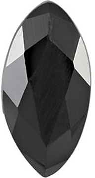 Grade AAA - Marquise Black Onyx 4.00 x 2.00 mm to 14.00 x 7.00 mm
