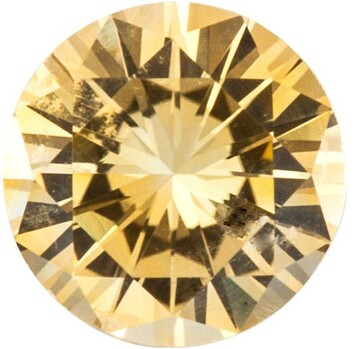 Grade A - Precision Cut Round Genuine Yellow Sapphire 1.50 mm to 4.00 mm