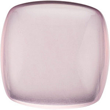 Grade AA - Cabochon antique cushion Genuine Rose Quartz 14.00 mm to 20.00 mm