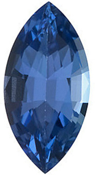 Natural Quality Loose Marquise Shape Tanzanite Gem Grade AAA, 8.00 x 4.00 mm in Size, 0.6 Carats