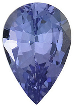 Genuine Loose Calibrated Size Pear Shape Tanzanite Gem Grade AA, 5.00 x 3.00 mm in Size, 0.23 Carats