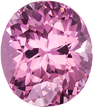 Rich Pink Spinel Loose Gem from Vietnam in Oval Cut, 9.3 x 8 mm, 3.02 Carats