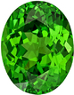Vivid Tsavorite Loose Gem in Oval Cut, Grass Green, 7.7 x 6 mm, 1.49 carats - SOLD