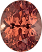 Vibrant Sherry Garnet Loose African Gem in Oval Cut, 11 x 8.8 mm, 5.59 Carats - SOLD
