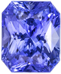 2.14 carats GIA Untreated Radiant Cut Blue Cornflower Sapphire Loose Gemstone, 7.4 x 6.2 mm