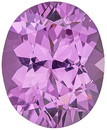 Pink Vietnamese Spinel with Great Lively Look, 9.3 x 7.5 mm, Oval Cut, 2.57 carats