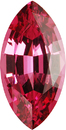 Stunning Marquise Cut Fine Pink Color in Spinel Gem, 14 x 7mm, 3.51 carats
