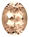Enthralling Morganite Genuine Gem- Great Find & Price! Oval Cut, 16.1 x 12.1 mm, 9.54 carats