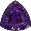 Grade GEM CHATHAM CREATED ALEXANDRITE Trillion Cut Gems  - Calibrated
