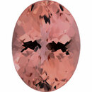 Attractive Morganite Loose Gem in Oval Cut, Light Purple Red, 16.12 x 12.07 mm, 9.76 Carats