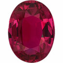 Gorgeous  No Treatment Ruby Loose Gem in Oval Cut, Medium Purple Red, 7.40 x 5.53  mm, 1.3 Carats