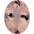Low Price On Morganite Loose Gem in Oval Cut, Medium Purple Red, 16.06 x 12.04 mm, 7.35 Carats