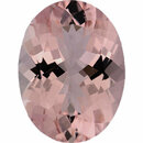 Special Buy On Morganite Loose Gem in Oval Cut, Light Purple Pink, 15.09 x 11.26 mm, 5.93 Carats