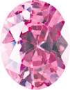 PINK CUBIC ZIRCONIA Oval Cut Gems - Calibrated