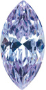 PURPLE CUBIC ZIRCONIA Marquise Cut Gems - Calibrated