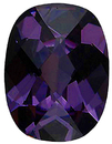 Imitation Amethyst Antique Cushion Cut Gems