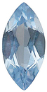 Imitation Aquamarine Marquise Cut Gems