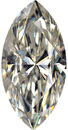 Marquise Cut Genuine Charles & Colvard MOISSANITE 6.00 x 3.00 mm to 14.00 x 7.00mm
